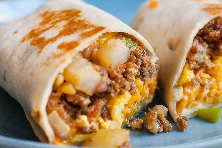 Brunch vol. 3: Roburrito Food Truck