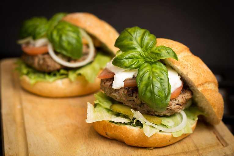 Burger - Kurz Vaření Pro Děti