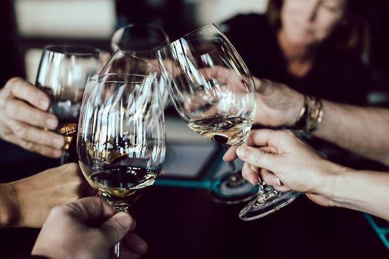 Degustace v Karlíně: Dobrá vinice