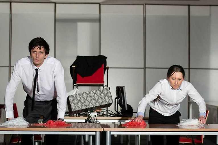Teatr XL w Niebie: Korpo Story