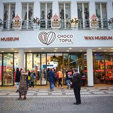 Chocotopia: Choco-Story Chocolate Museum