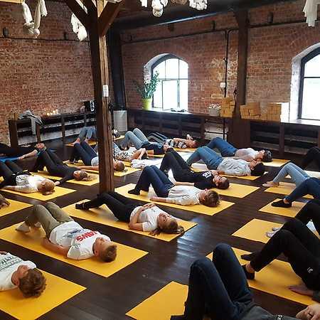 Drzewo Życia – studio yogi