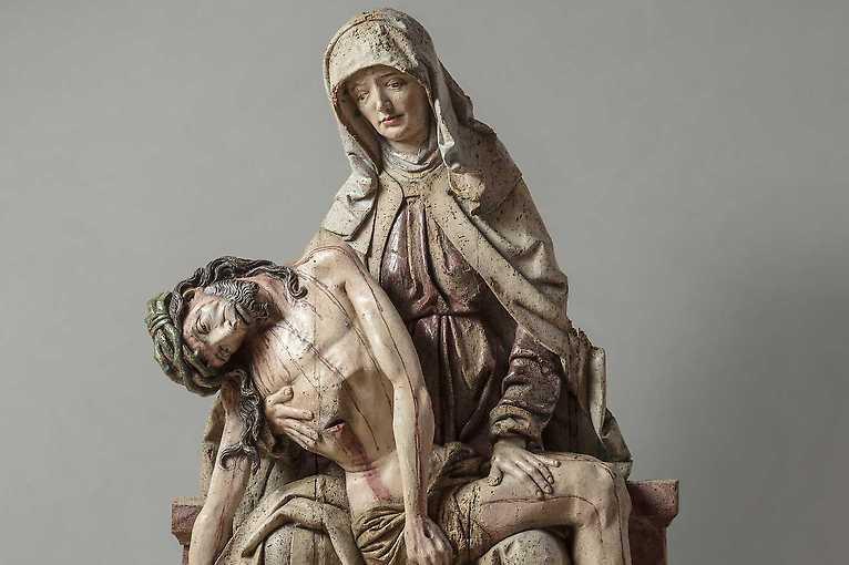 Artwork of the Season: The Pietà from Bílsko