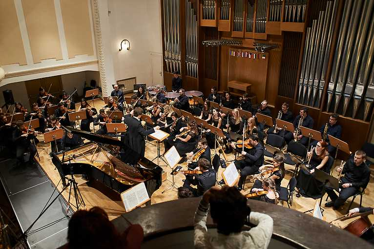 Musica Orbis 2019: Slovak Youth Orchestra