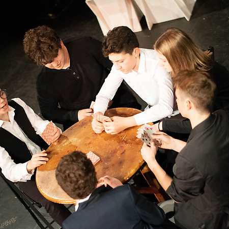 Prague Youth Theatre Seniors: Double Bill