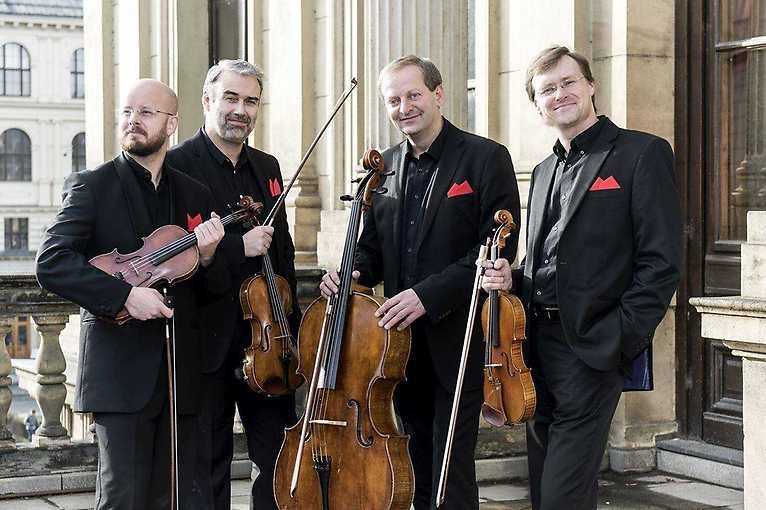 Czech Philharmonic Quartet