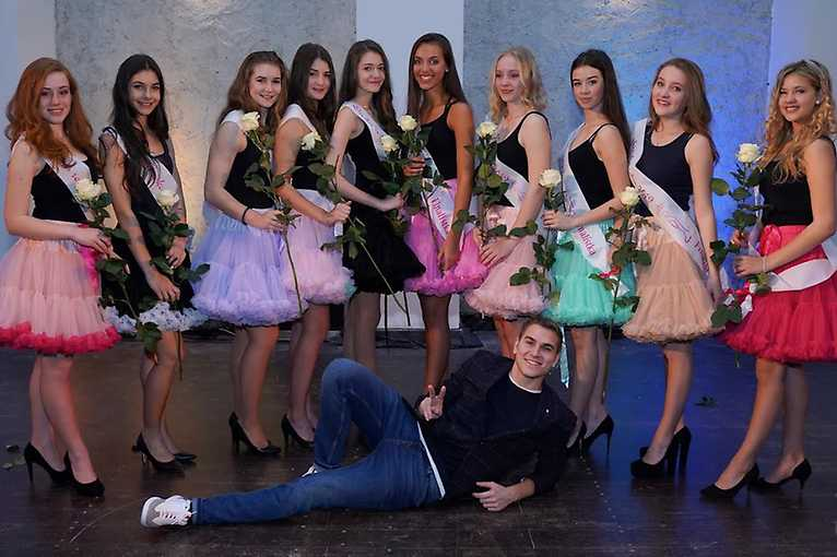 Celostátní finále soutěže Dívka roku 2019