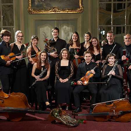 Stipendisté Akademie komorní hudby