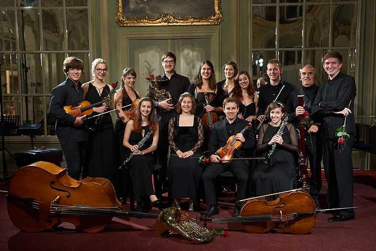 Akademie komorní hudby & Andrej Žust