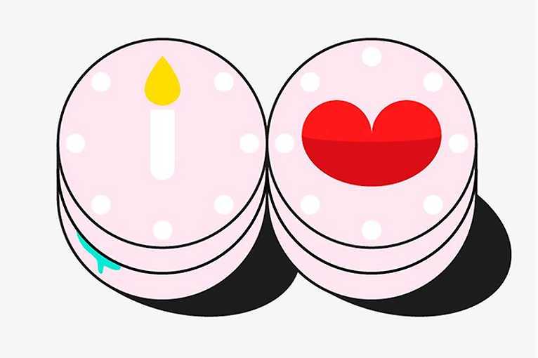8smička slaví 1. narozeniny