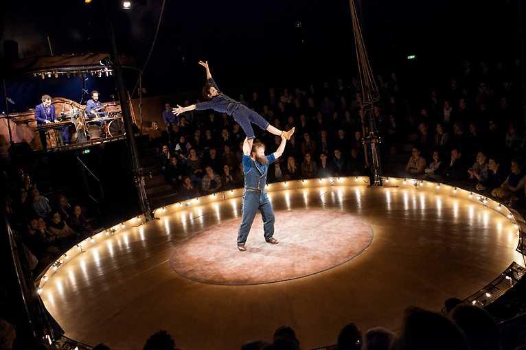 Cirque Trottola: Campana