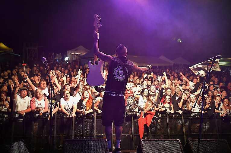 Summer Punk Párty Volyně 2019