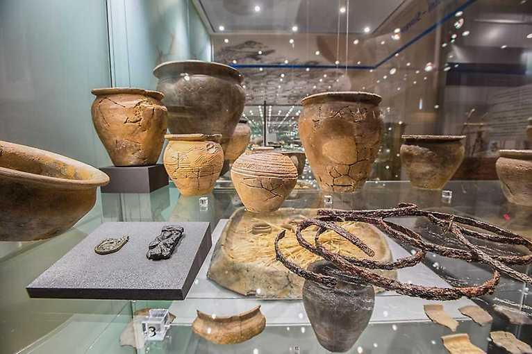 Pohledy do minulosti Plzeňského kraje: Archeologie