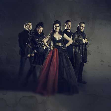 Evanescence + support: Veridia