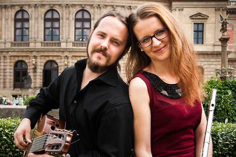 KUK Filharmoniště: duo Mellison