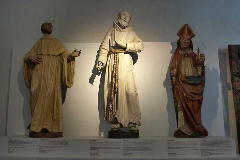 Po stopách víry františkánským klášterem