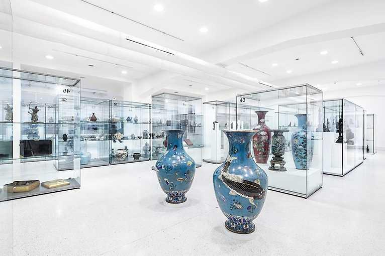 Komentovaná prohlídka Otevřeného depozitáře Umění Asie