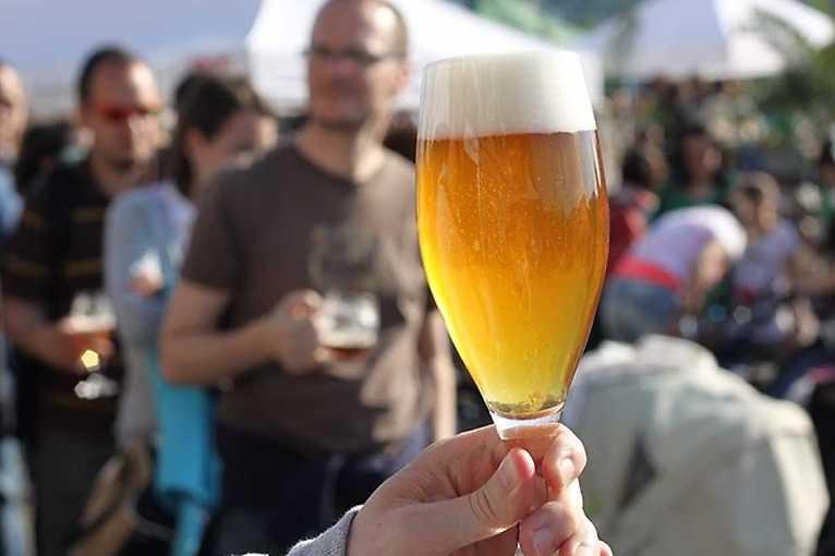 Festival minipivovarů na Pražském hradě 2019