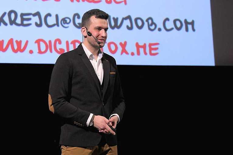 Matěj Krejčí: DigiDetox aneb Jak udržet svou pozornost a efektivitu