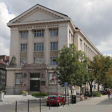 Slovenské národné múzeum (Sídelná budova)