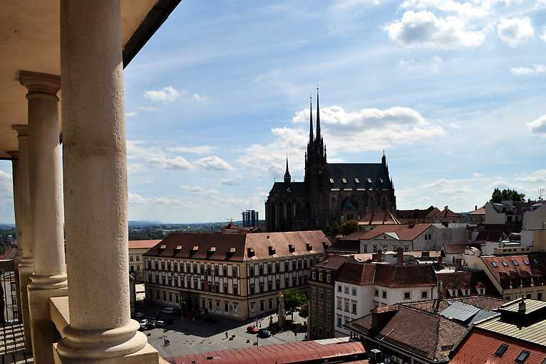 Brno – celodenní výlet