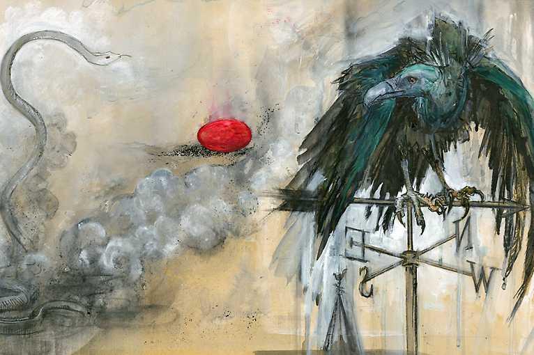 PQ dětem: Workshop s ilustrátorkou Olivií Lomenech GiIl