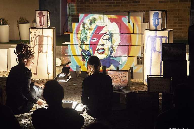 PQ Studio: Festival: When the Walls Talk
