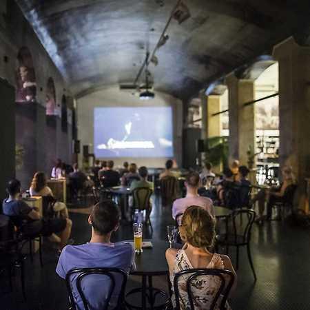 Letné kino Film Europe