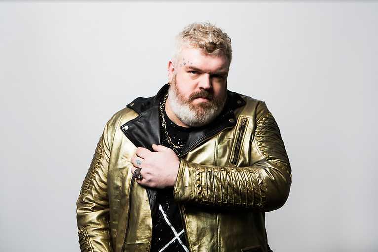 Rave of Thrones: DJ Kristian Nairn
