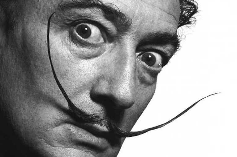 Salvador Dalí: Pátrání po nesmrtelnosti
