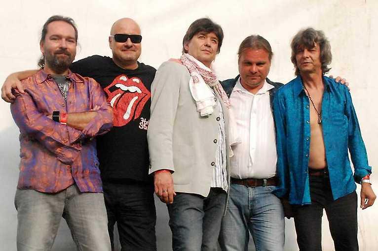 Rolling Stones Revival Prague + Led Zeppelin Revival