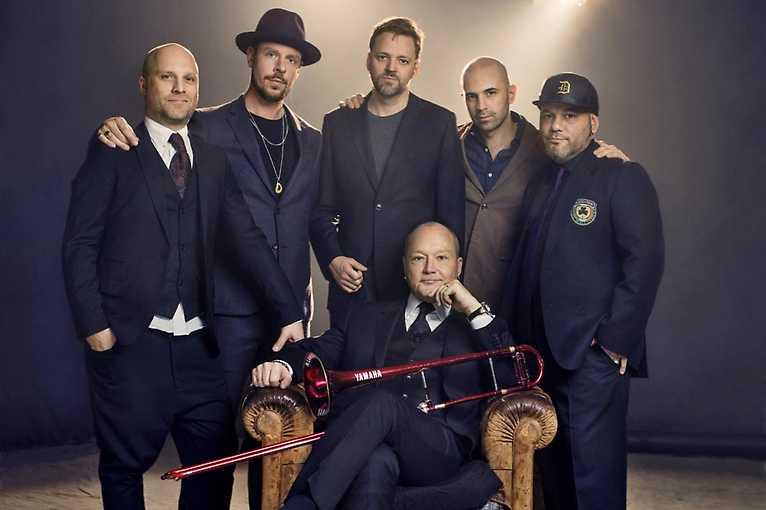 Nils Landgren & The Funk Unit