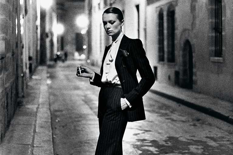 Helmut Newton: Fashion and Fictions