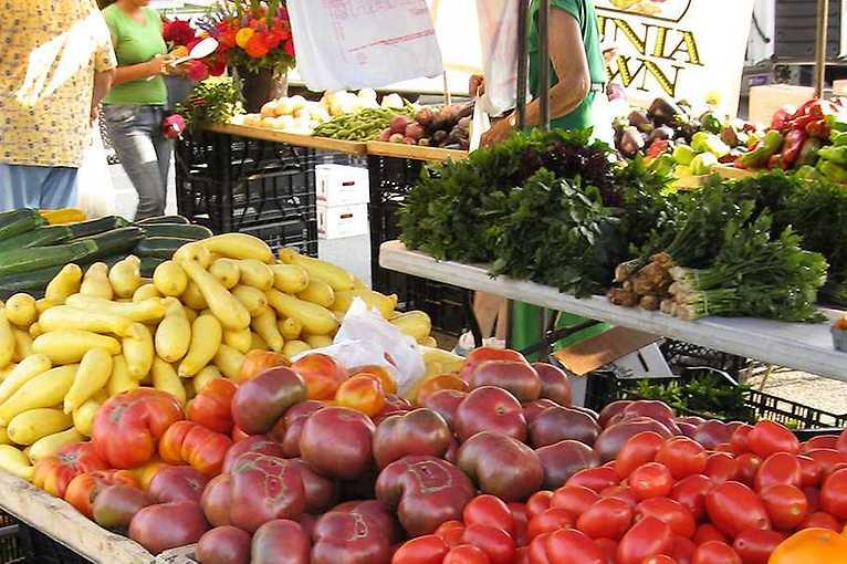Farmářské trhy na Tyláku 2019