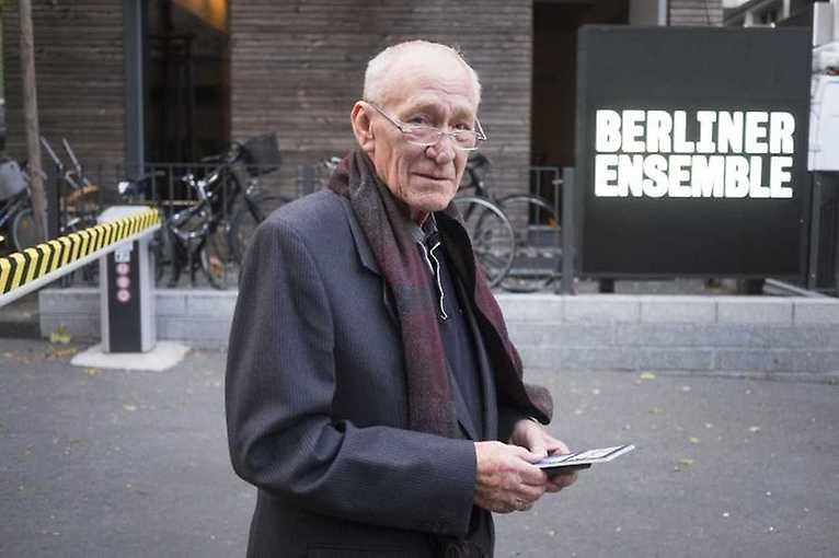 Theaterführung mit Werner Riemann
