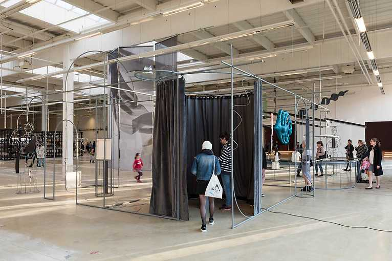 Temporary Structures 6: stage, display, educational facility