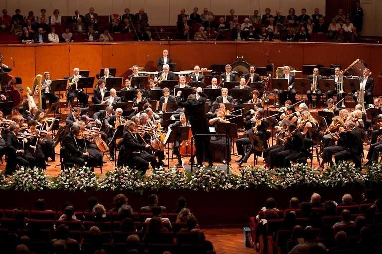 Zahajovací koncert: Orchestra Sinfonica Nazionale della Rai