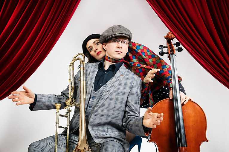 Jazzbit: Sinfonia de Carnaval + Free Balkan Quintet