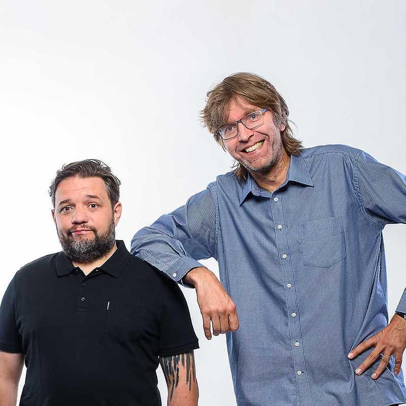 Stand-up: Čermák + Staněk