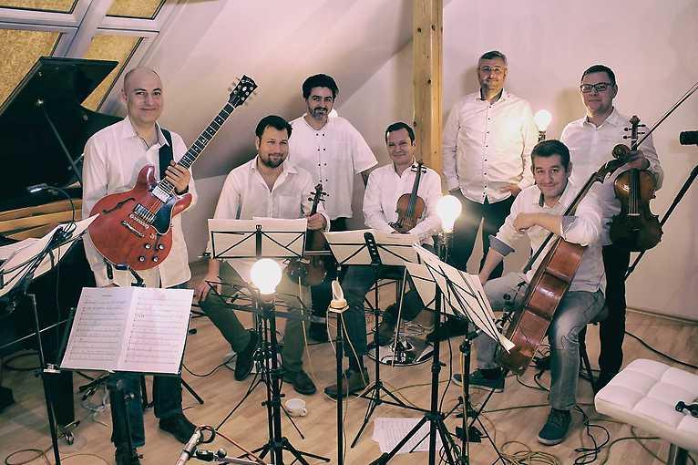 Marek Novotný & Epoque Quartet