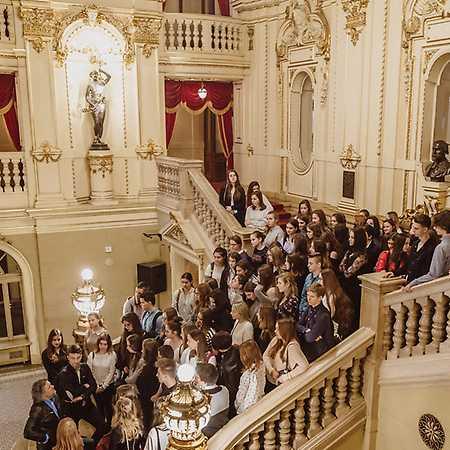 Teatr im. Juliusza Słowackiego – Foyer