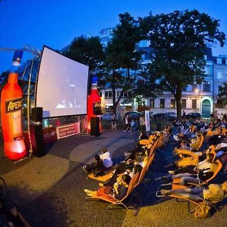 Aperol Spiritz letné kino
