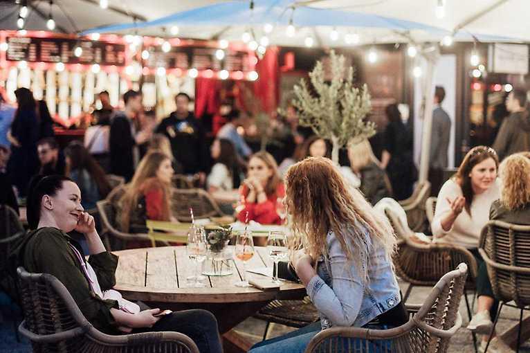 Gathering at Manifesto Florenc