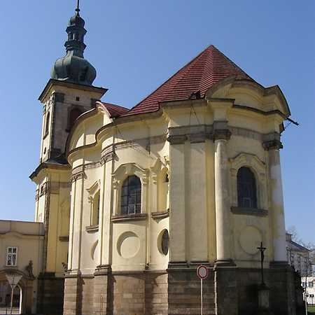 Kaple Zjevení Páně