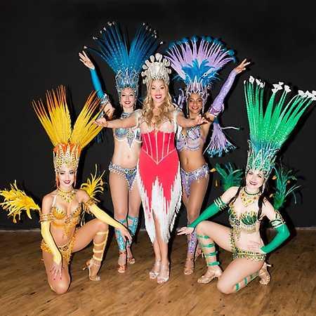 Vibrasil Samba Show