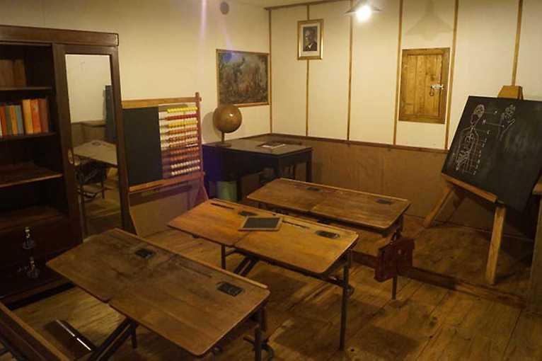 Úniková hra Zvláštní škola – případ zmizelých