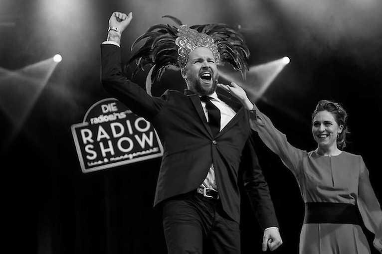 Die Radioeins Radio Show