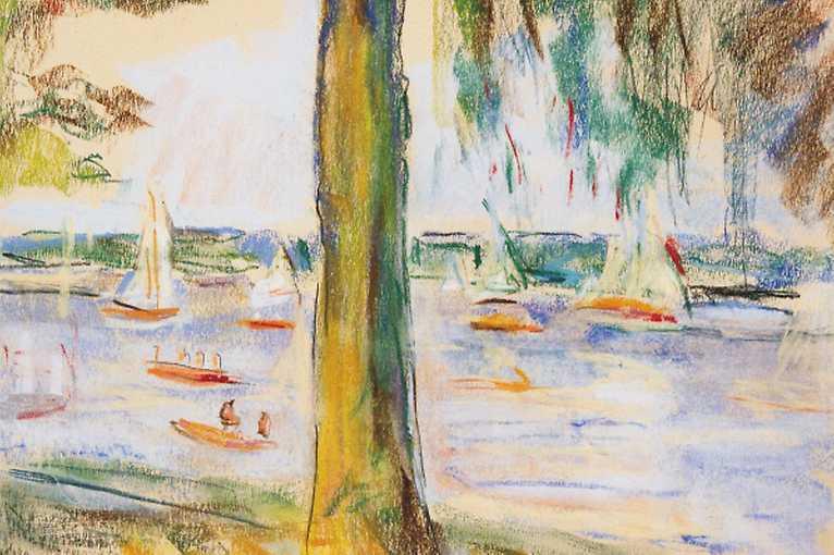 Max Liebermann: Garden Paintings