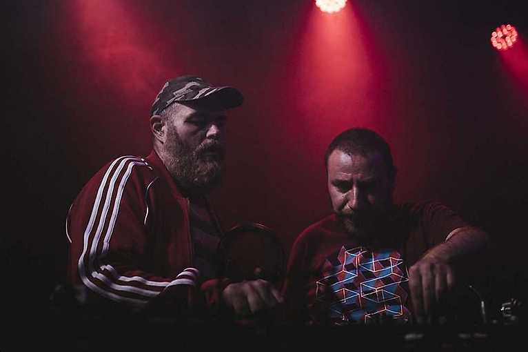 Mannequin Records Nacht XII: Front de Cadeaux + Alessandro Adriani + Beppe Loda + more