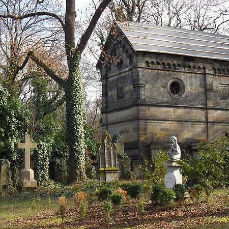 Olšanské hřbitovy I
